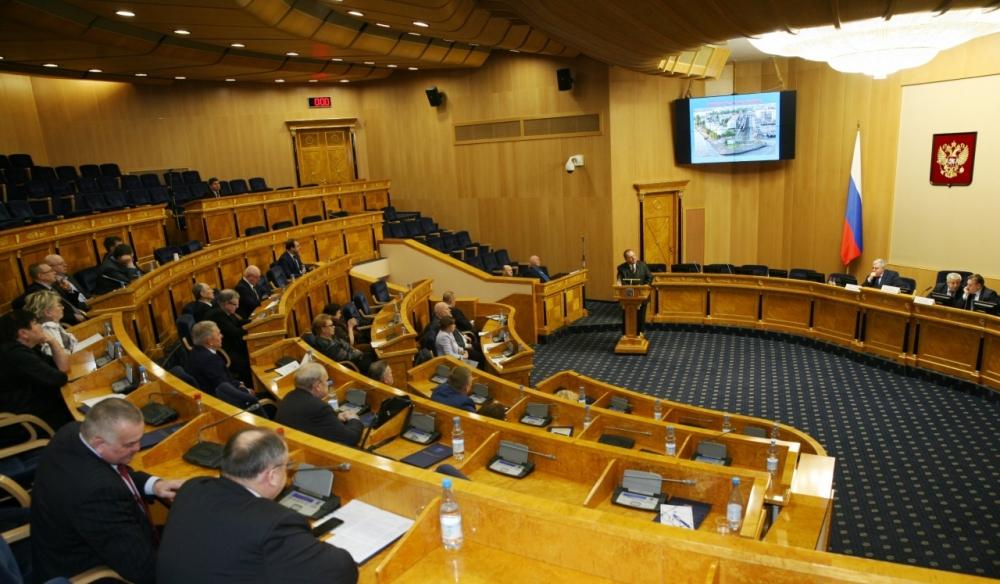 фото ЗакС политика Депутаты ЗакСа Ленобласти увеличили себе зарплату