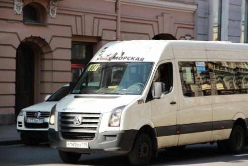 фото ЗакС политика В Петроградском районе отменят 7 коммерческих маршрутов с июля 2020 года