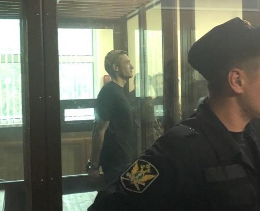 """фото ЗакС политика По """"дадинской"""" статье москвич Константин Котов получил четыре года колонии"""