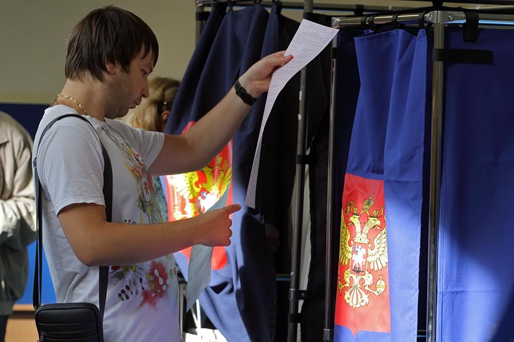 фото ЗакС политика Председатели УИКов начали приезжать в администрацию Центрального района