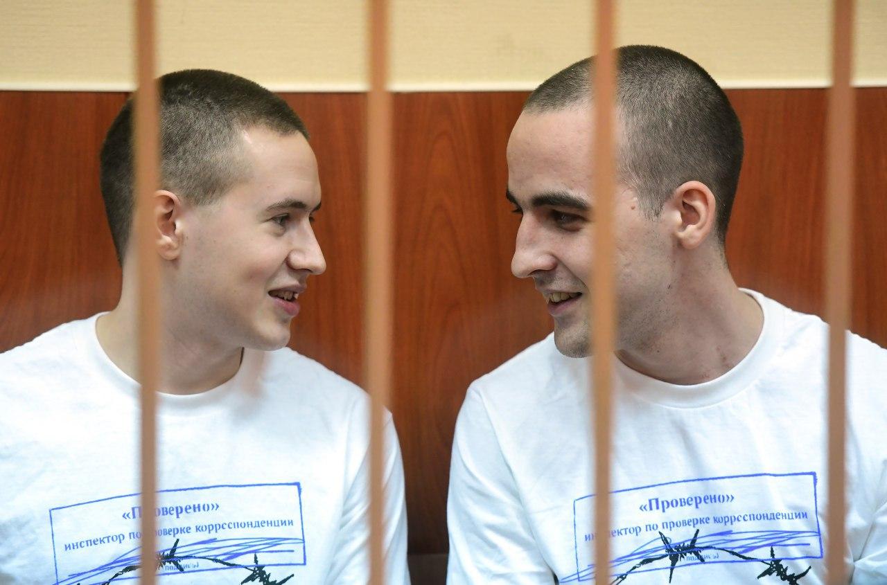 фото ЗакС политика Петербургским фигурантам дела «Сети»* продлили арест до 11 декабря