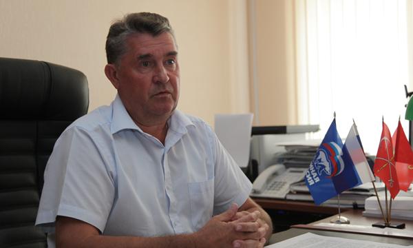 фото ЗакС политика Единоросса Гребенева переизбрали главой муниципального совета города Пушкин