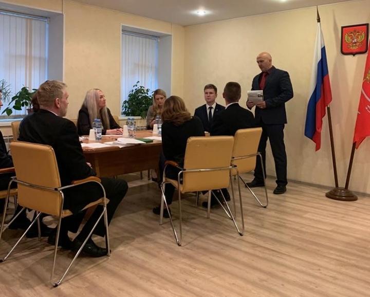 фото ЗакС политика Главный помощник вице-спикера ЗакСа возглавил МО «Семеновский»
