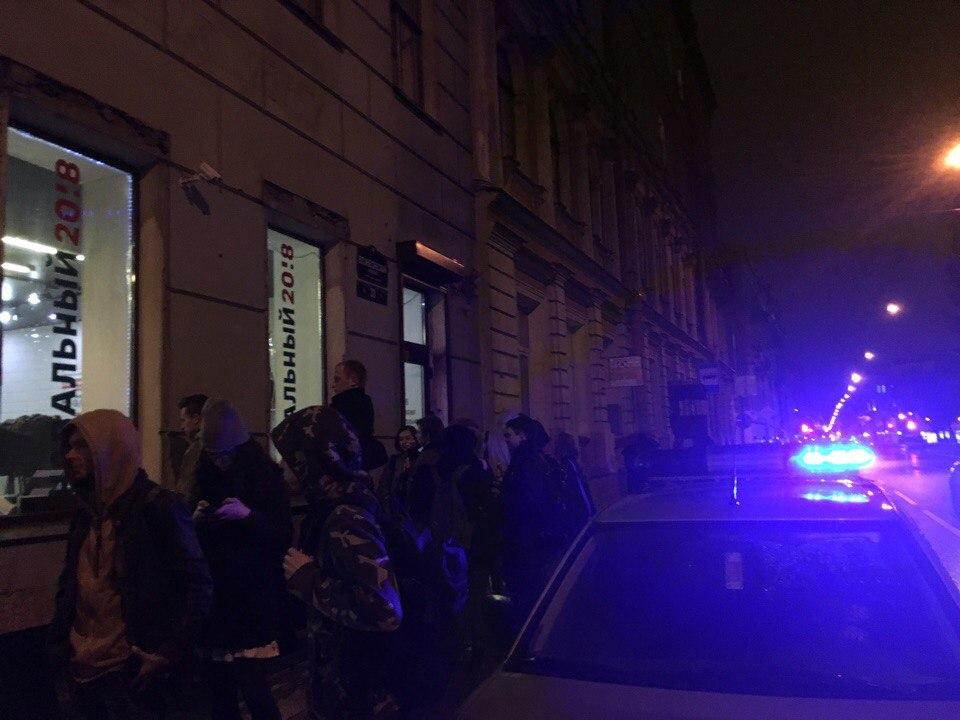 фото ЗакС политика Сотрудникам штаба Навального в Петербурге блокируют личные счета