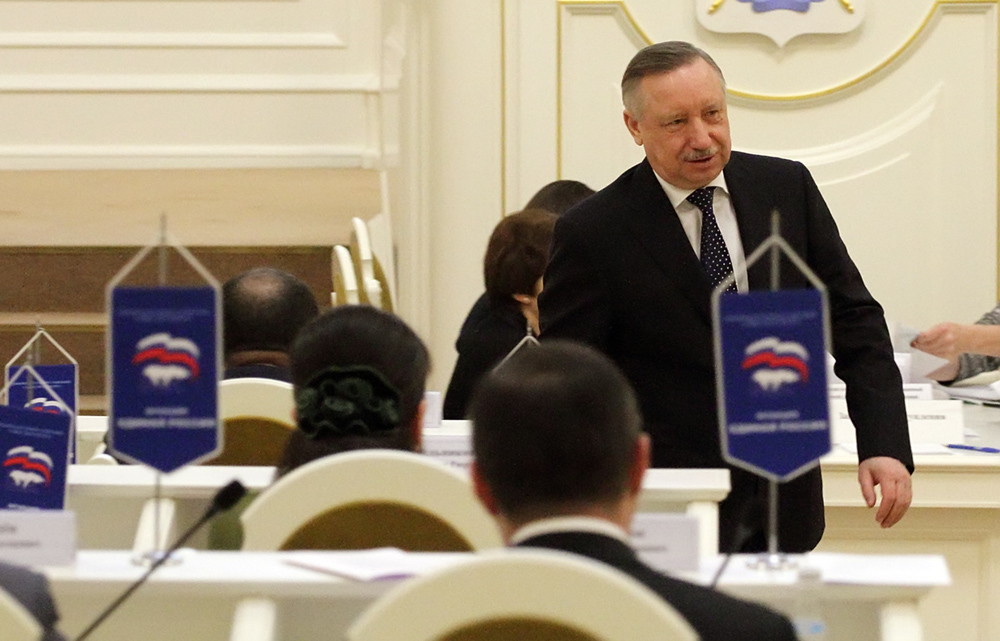 фото ЗакС политика Эксперты похвалили Беглова за 100 дней губернаторства