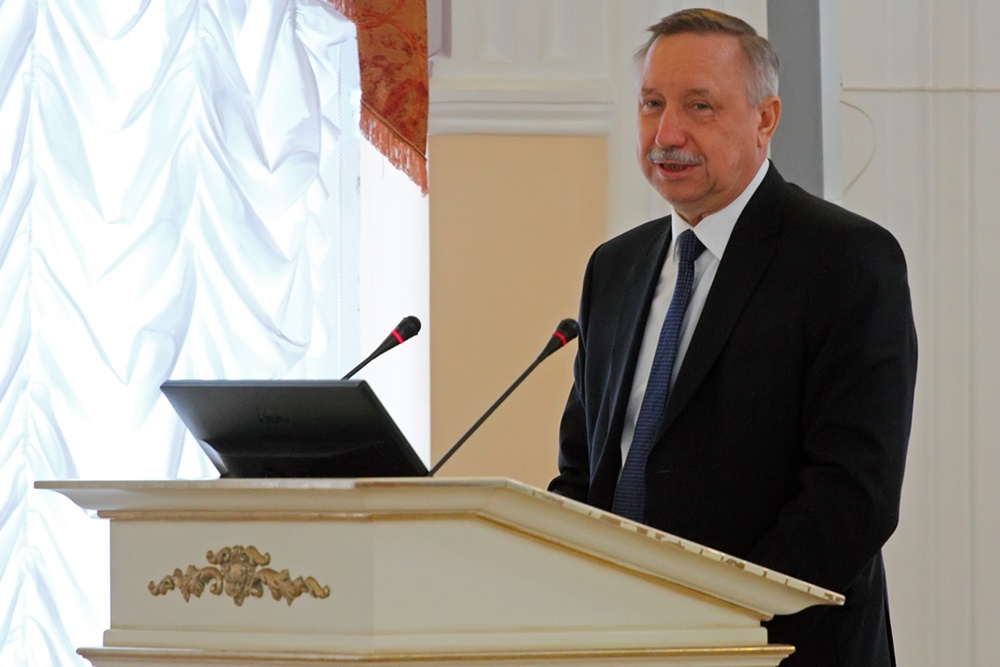 фото ЗакС политика СМИ: Беглов предложил создать совет Петербурга и ЛО по транспорту, похожий на существующий