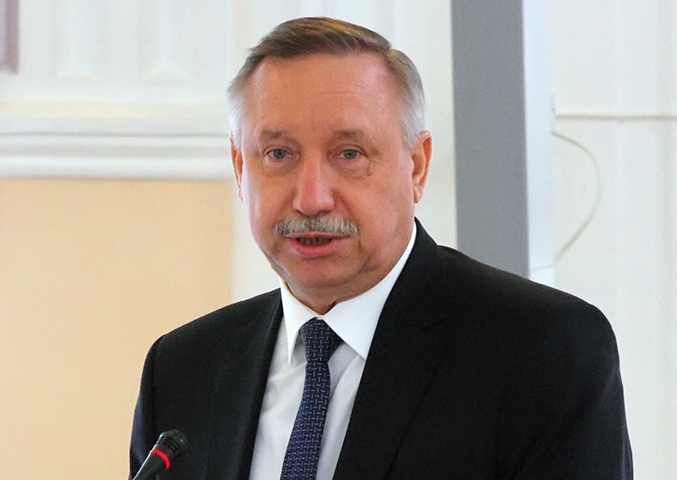 фото ЗакС политика Беглов использует в своей деятельности программы соперников на выборах