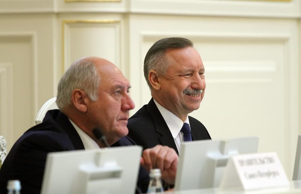 фото ЗакС политика Беглов поведал о том, с кого должны брать пример петербургские урбанисты