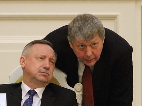 """фото ЗакС политика Беглов """"упал"""" в рейтинге цитируемости губернаторов-блогеров"""