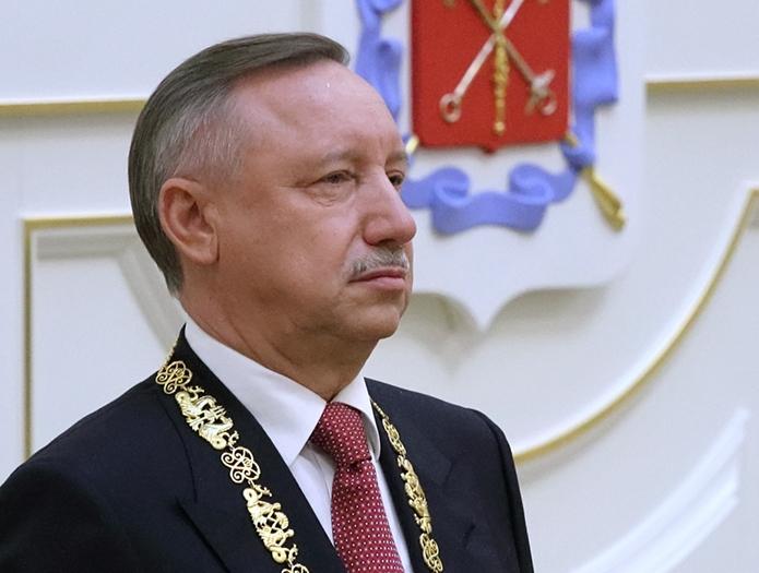 фото ЗакС политика Беглов замкнул тройку самых цитируемых губернаторов-блогеров в 2019 году