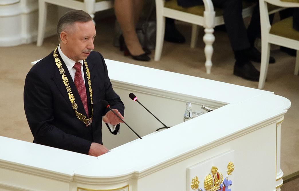 фото ЗакС политика Беглов предложил ЗакСу утвердить вице-губернаторов: состав тот же, что и при врио
