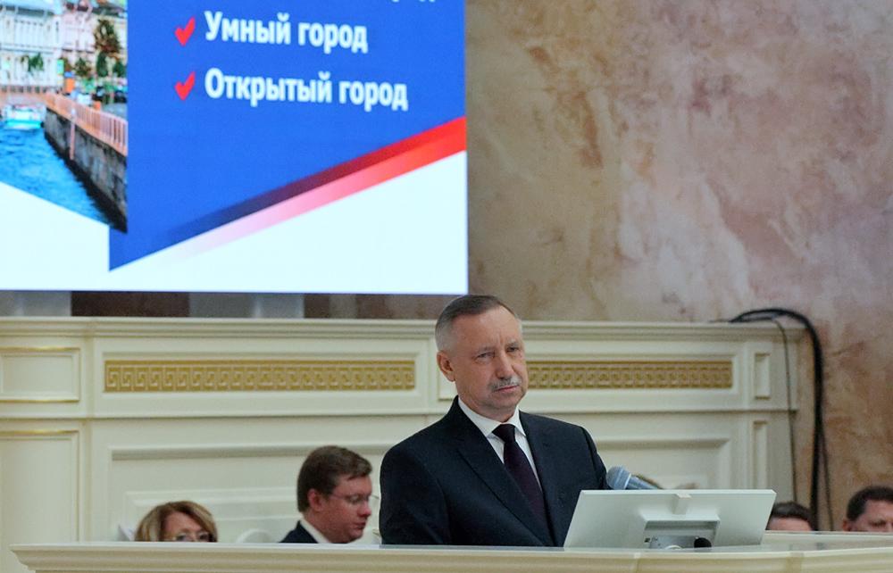 фото ЗакС политика Начались первые предвыборные дебаты кандидатов в губернаторы Петербурга