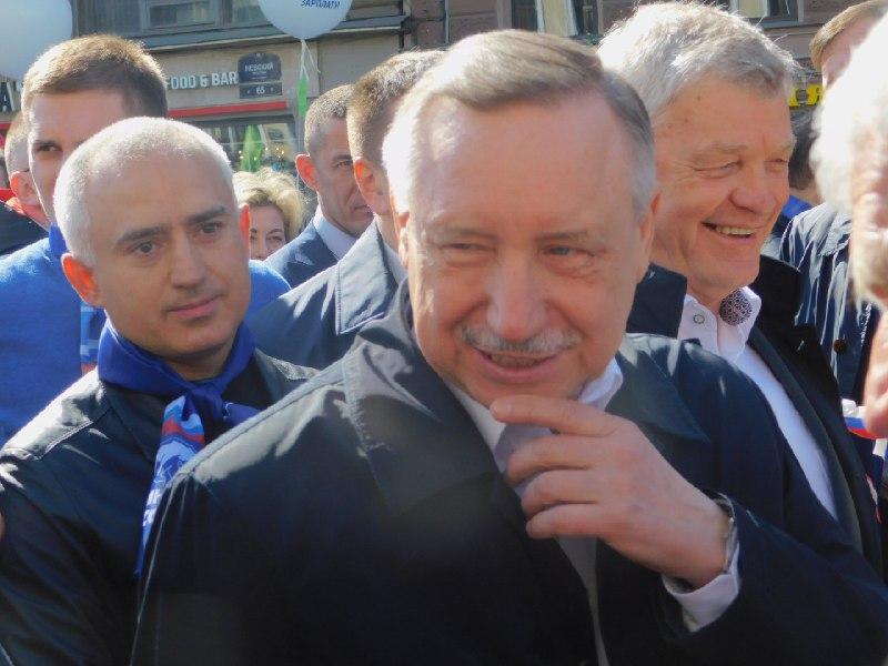 фото ЗакС политика Депутаты спросили Беглова о квартире в центре Москвы