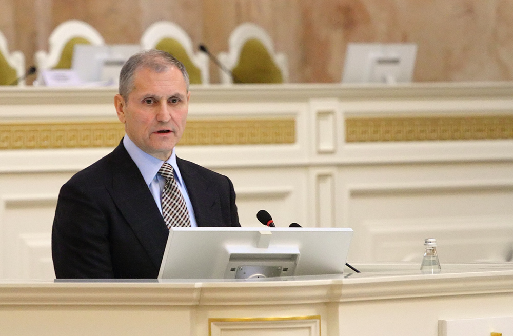 БФК одобрил проект осенней корректировки бюджета Петербурга