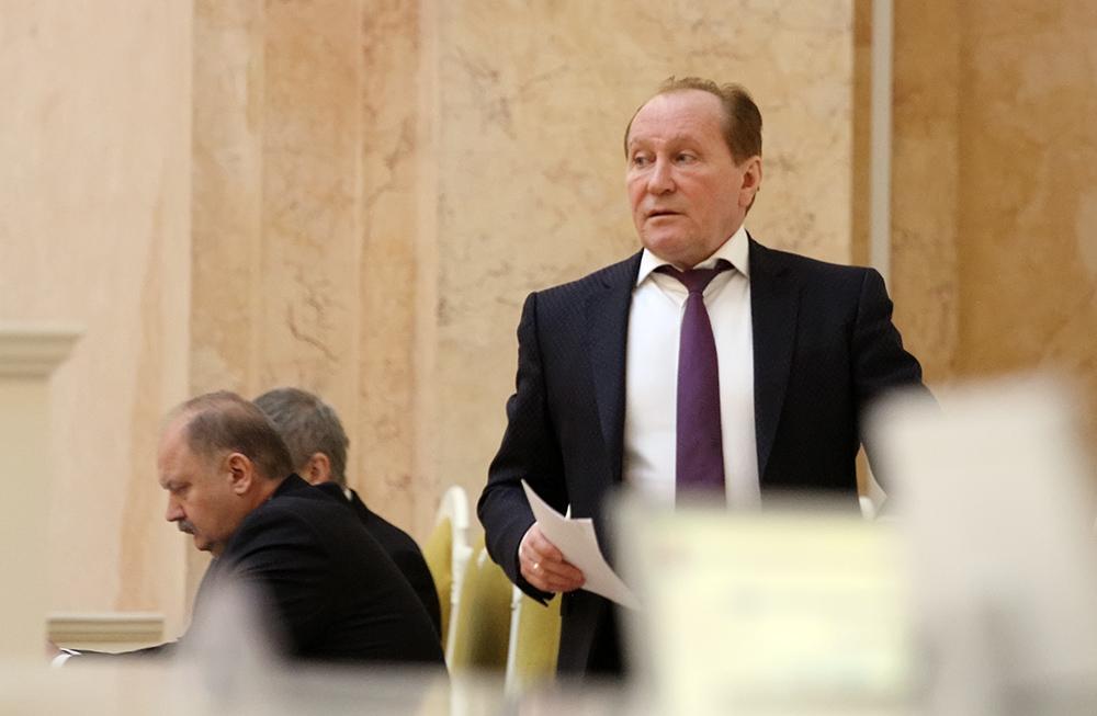 фото ЗакС политика Рублевский покинул должность председателя комитета по благоустройству
