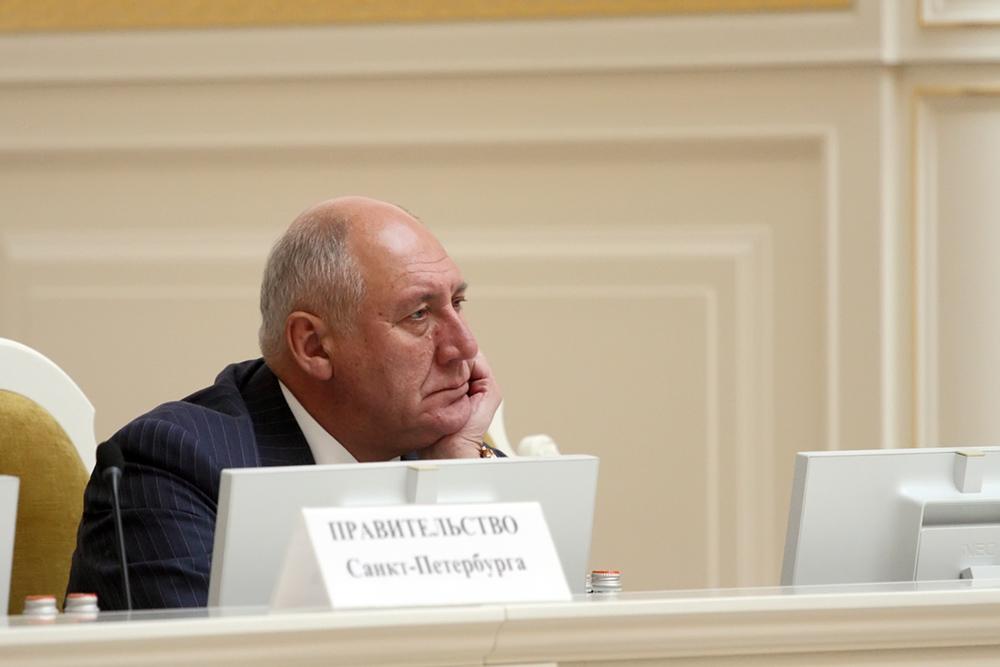 фото ЗакС политика СМИ: Бывший вице-губернатор Говорунов вернулся на работу в Сбербанк
