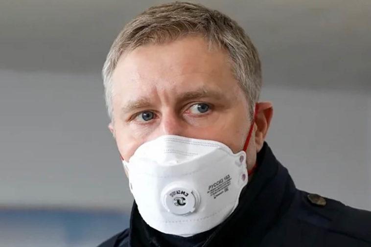 фото ЗакС политика Губернатор Ненецкого автономного округа подхватил COVID-19