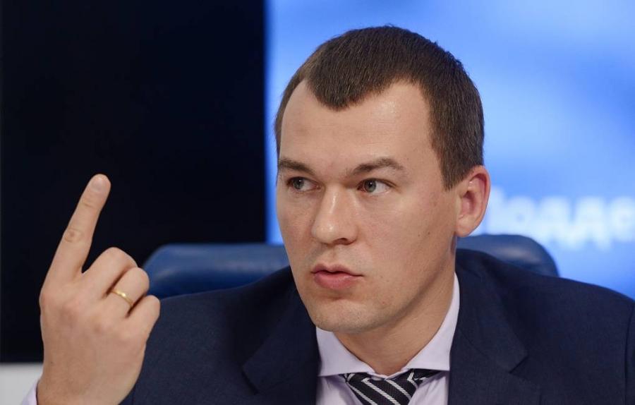 """""""И дом есть, и квартира – что обсуждать-то"""": Дегтярёв – о расследовании ФБК"""