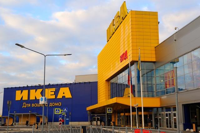 Магазины IKEA возобновят работу 13 июля