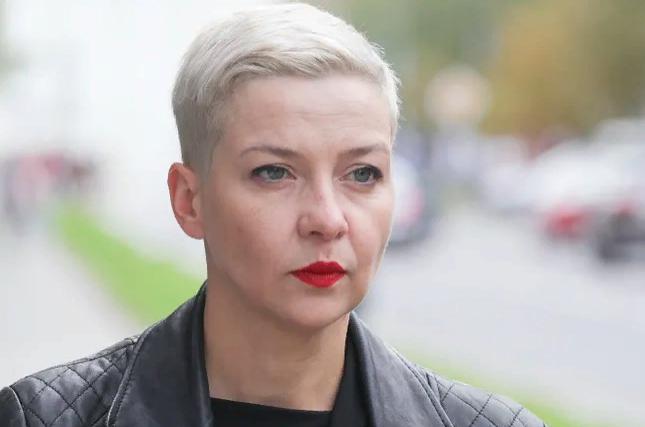фото ЗакС политика Члену Координационного совета оппозиции Белоруссии Колесниковой до ноября продлили арест