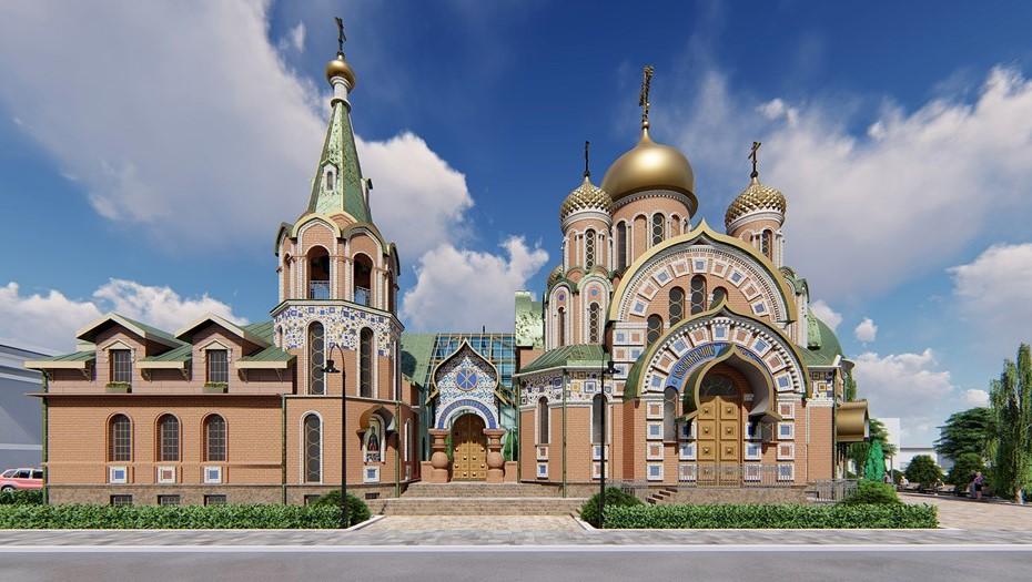 Госстройнадзор разрешил строительство храма на Крестовском: выделить участок под него предлагал Албин