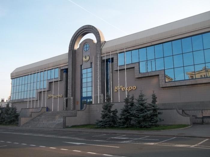 """фото ЗакС политика На переоборудование двух павильонов """"Ленэкспо"""" потратят 165,5 млн рублей"""