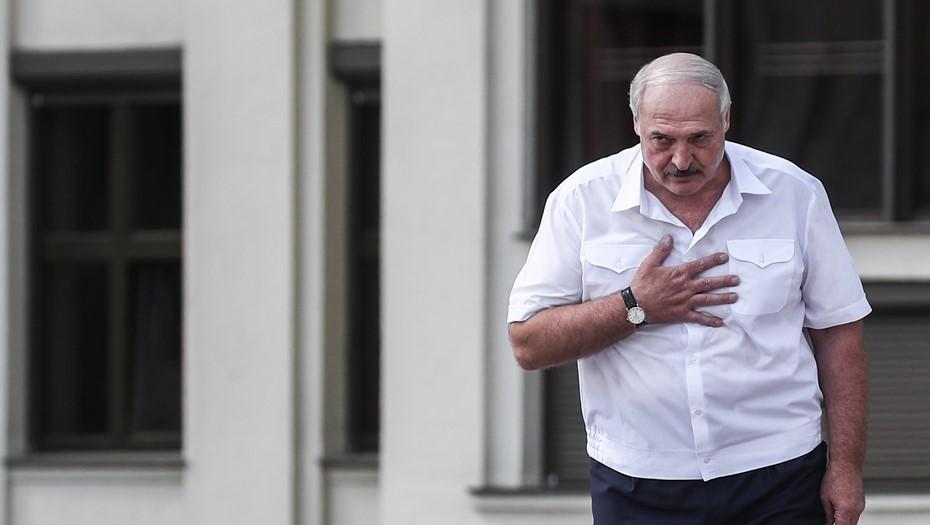 фото ЗакС политика Только один правитель поздравил Лукашенко с инаугурацией