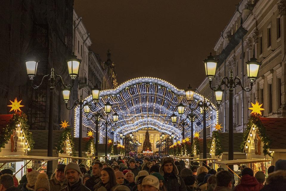 """Петербург """"стряхнёт"""" с себя новогодние украшения в ночь на 15 января"""