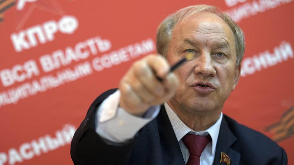 фото ЗакС политика ЕСПЧ признал необоснованным миллионный штраф депутату Рашкину по иску Володина