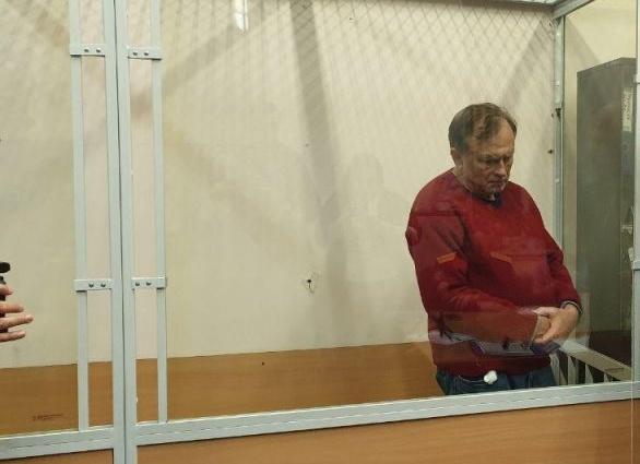 В Петербурге начался суд над историком Соколовым