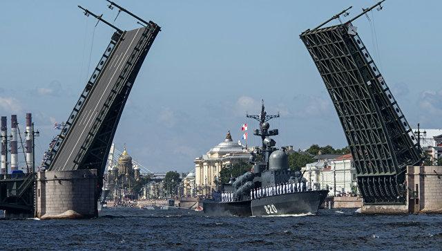 фото ЗакС политика В День ВМФ въехать в Кронштадт можно будет только по специальному пропуску