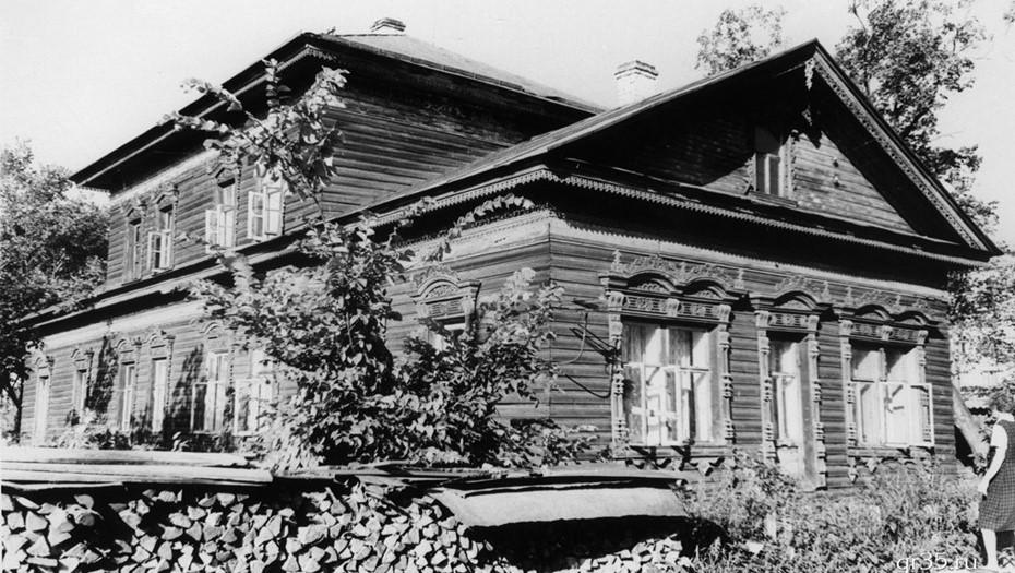фото ЗакС политика В Вологде выставлен на продажу памятник архитектуры – особняк XIX века