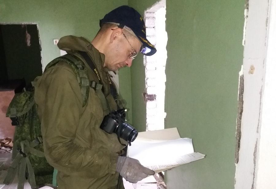 Горсуд оставил в силе заочный арест петербургского поисковика Коломицына