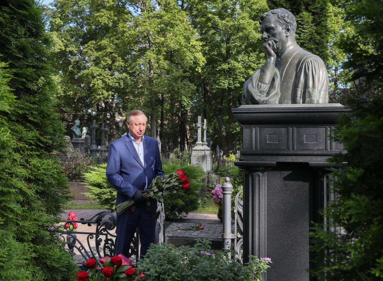 фото ЗакС политика В Петербурге вспоминают Анатолия Собчака
