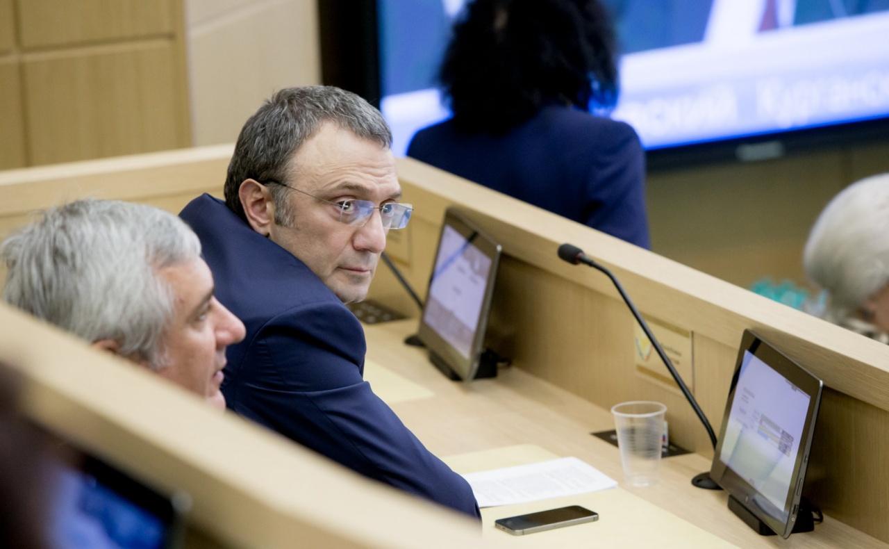 Сенатор Керимов возглавил российский список Forbes после роста цен на золото