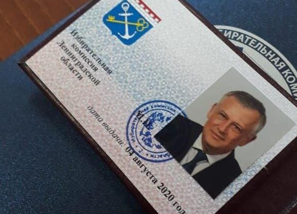 Дрозденко стал кандидатом в губернаторы Ленобласти
