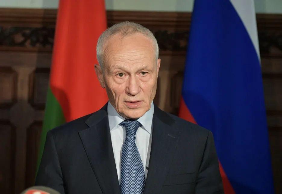 фото ЗакС политика В аппарате госсекретаря Союзного государства России и Белоруссии опровергли слухи о его отставке
