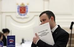 Петербургский парламент поправил закон о казаках