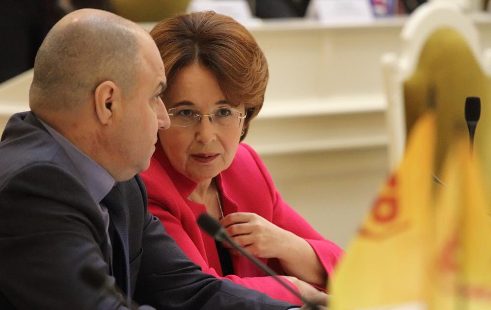 Дмитриева: Окончательный состав Заксобрания - это воля избирателей