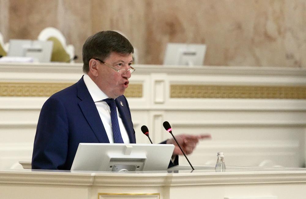 фото ЗакС политика Депутаты ЗакСа выступили в защиту особняка Стаценко