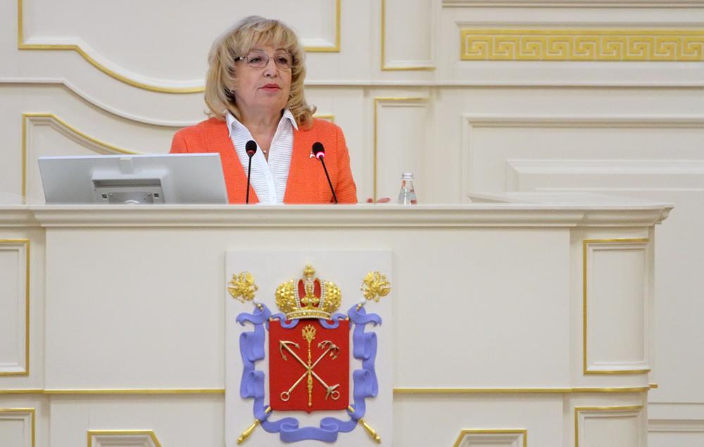 фото ЗакС политика КПРФ подготовит новый законопроект о снижении муниципального фильтра в Петербурге