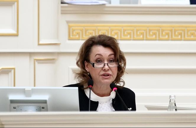фото ЗакС политика Депутат Иванова предложила защитить от застройки ряд знаковых зеленых территорий