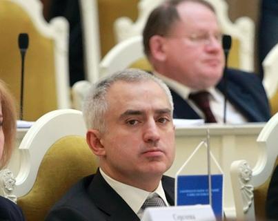фото ЗакС политика Суд арестовал депутата ЗакСа Коваля по делу о взятке
