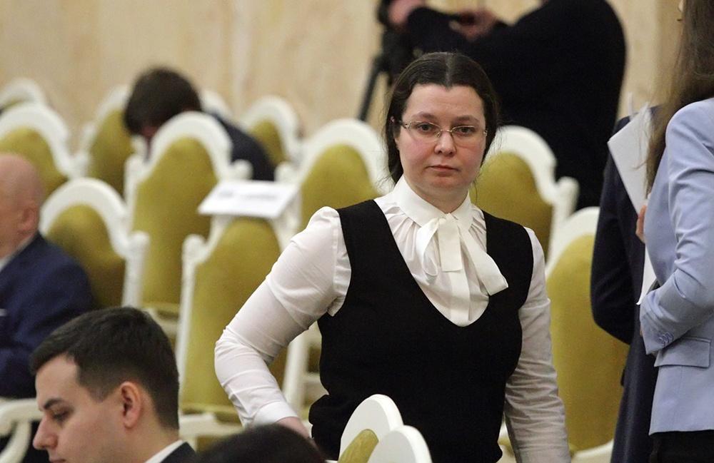 Кукушкина задекларировала наибольший доход среди сотрудников аппарата ЗакСа