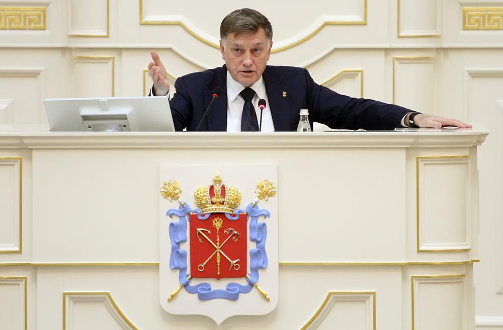 """фото ЗакС политика Макаров готов идти в Госдуму, если поступит соответствующий """"приказ"""""""