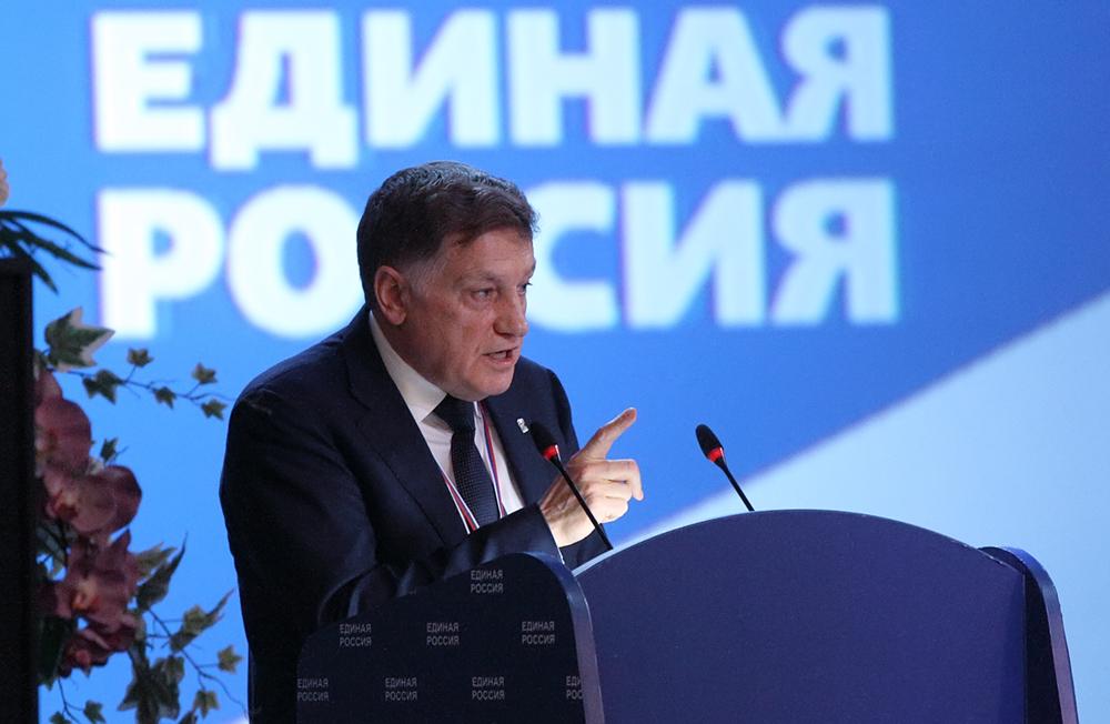 """Макаров высоко оценил результаты """"Единой России"""" на региональных выборах"""