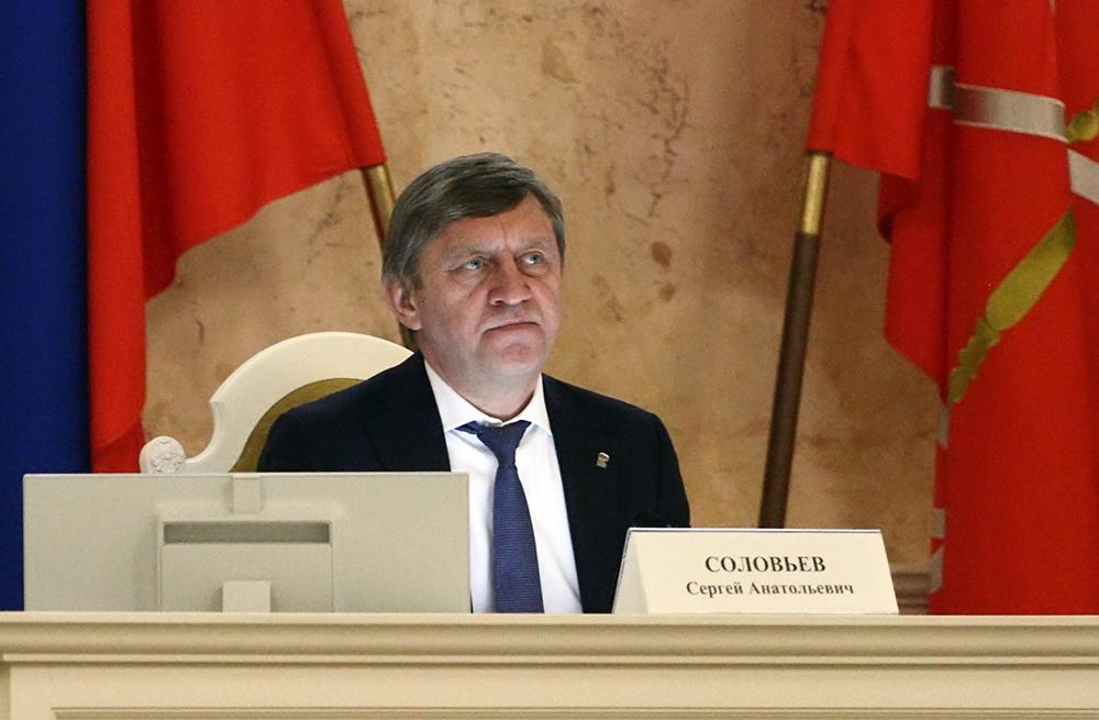 Соловьев возглавил рабочую группу по вытрезвителям