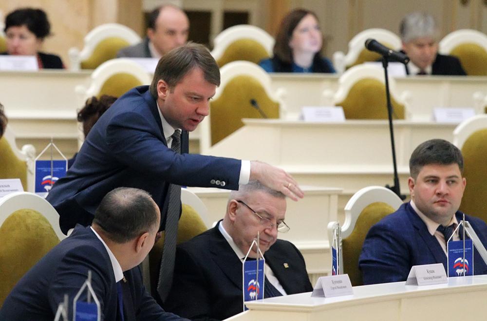 фото ЗакС политика Организация «Раздельный сбор» недовольна новыми штрафами от депутата Тетердинко