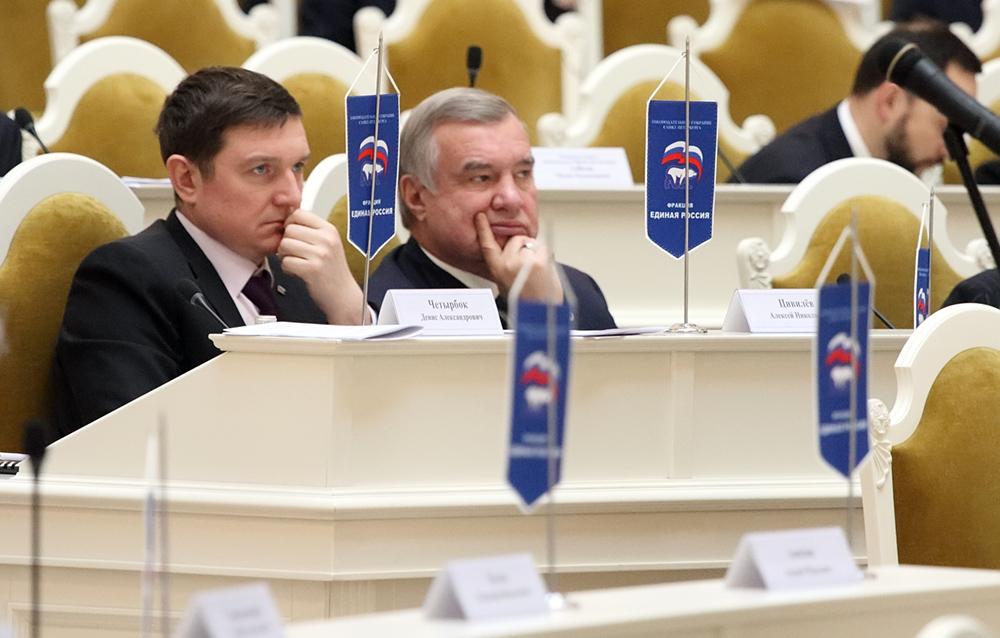 Депутат Высоцкий: Невский район стал панацеей свалок
