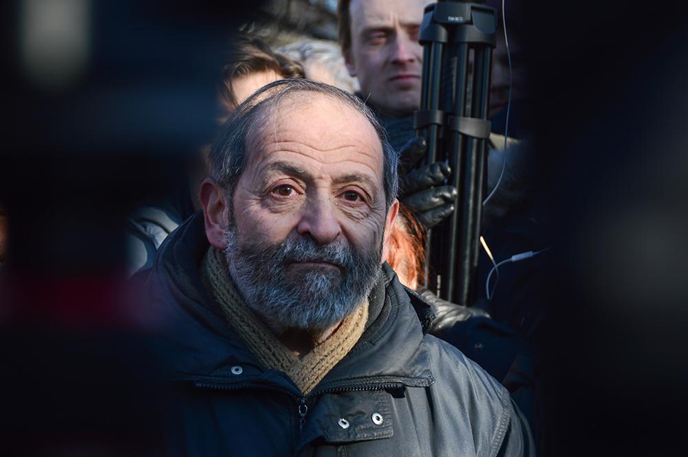 """Вишневский попросил прокурора разобраться с """"нападками"""" правоохранителей на семью главреда """"МК в Питере"""""""